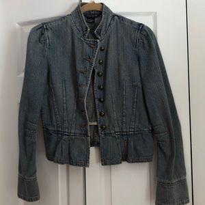 Boston Proper Jean jacket